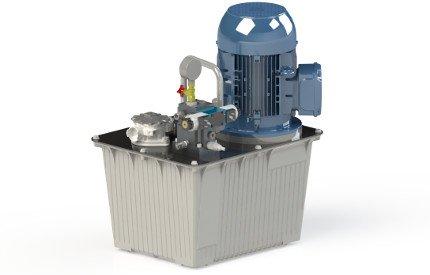 power unit HydrOptimum 3D