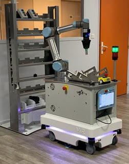 Robot mobile AGR 4.0