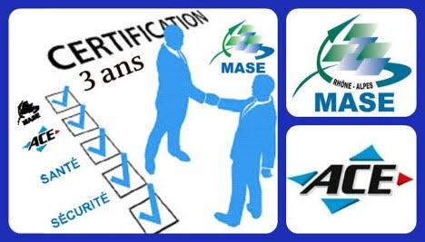 Vous garantir des process de qualité grâce à la rigueur de la certification MASE