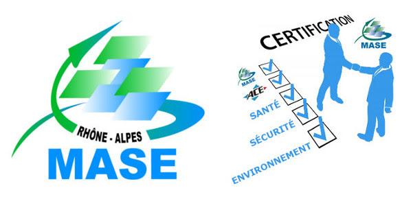 Certification MASE