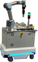 Robot mobile de chargement à Guidage Automatique