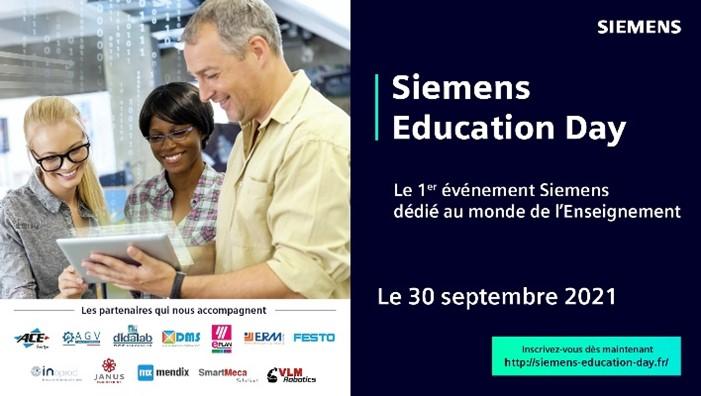 Journée Education day 30 septembre 2021