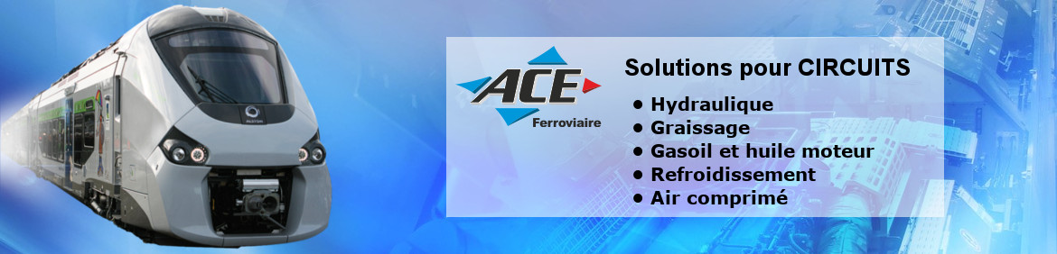 Solutions ferroviaire