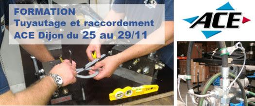Formation Tuyauterie et Raccordement hydraulique éligible au CPF !