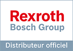 Logo Bosch Rexroth distributeur officiel