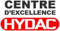 Logo Hydac centre d'excellence