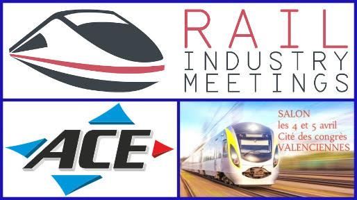 Rendez-vous au salon de l'industrie Ferroviaire 2018 !