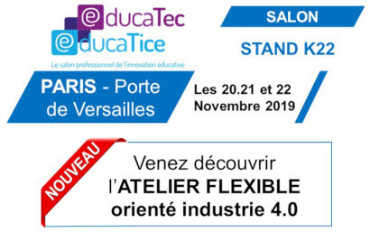 Salon EDUCATEC/EDUCATICE 2019