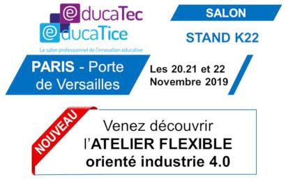 Salon EDUCATEC/EDUCATICE 2019