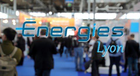 Rencontrez-nous au salon Energies Lyon 2017