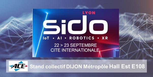 Venez nous rencontrer au salon SIDO Lyon 2021
