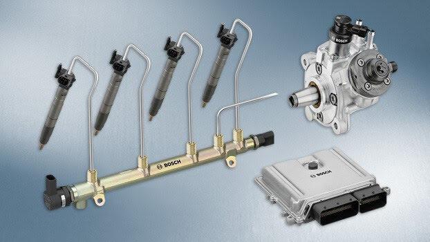Système d'injection Diesel