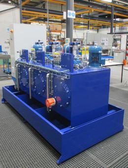 Centrale de lubrification 3