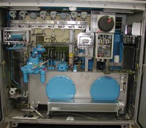 HPU design -27°C