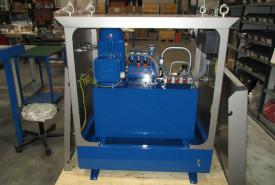 Système hydraulique en coffret